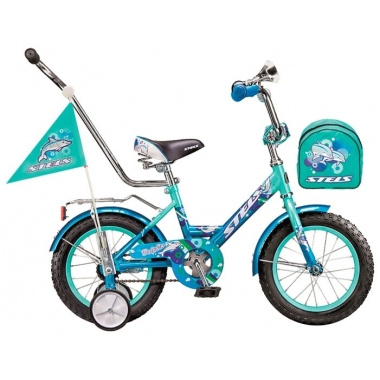 "Детский велосипед STELS Dolphin 12""15"